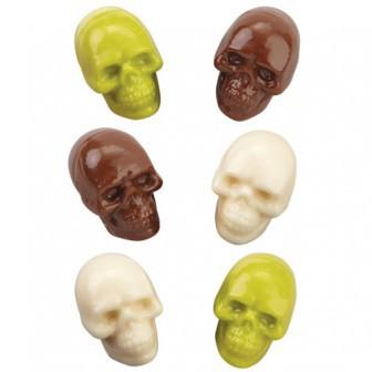 Forma pentru dulciuri Cranii 3D