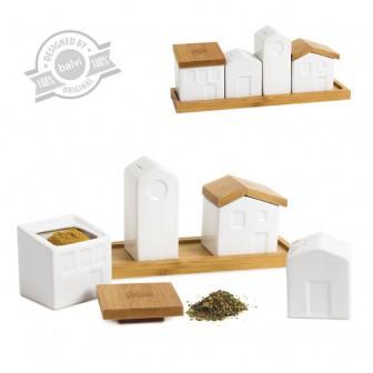 Set ceramica pt condimente (4)