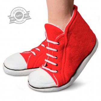 Papuci de casa - model Converse