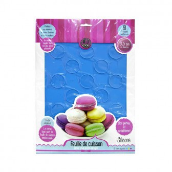 Foaie silicon macarons (18)