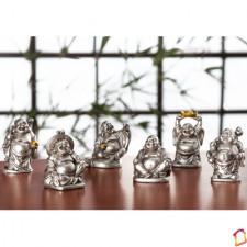 Cele 6 statuete Buddha