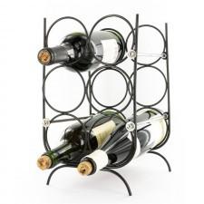 Suport inox pt sticle de vin (6)